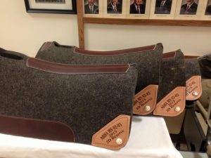 wool saddle pads