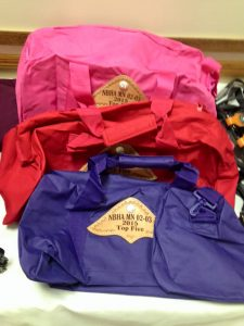youth gear bags